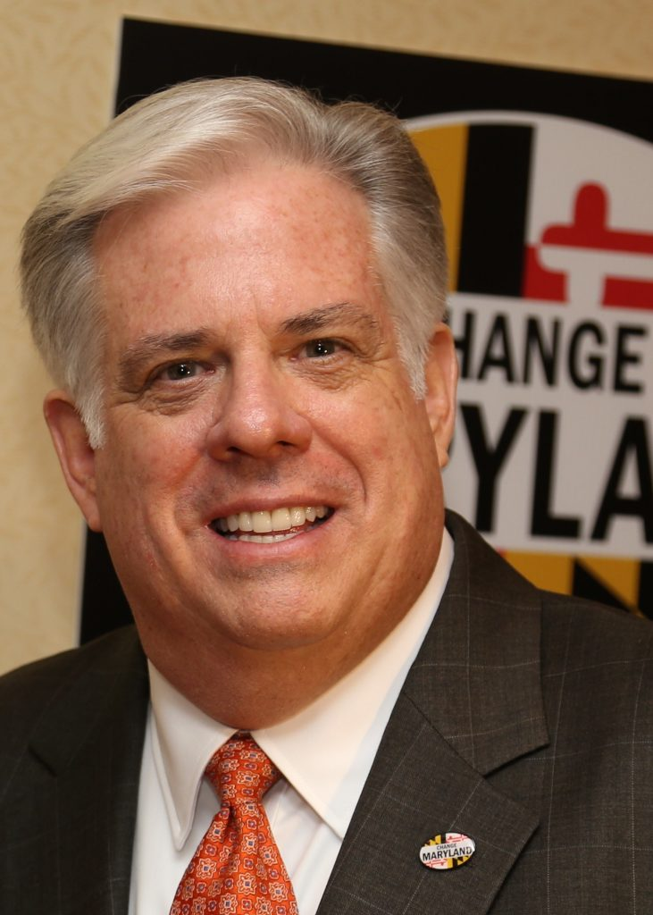 Maryland Governor Larry Hogan