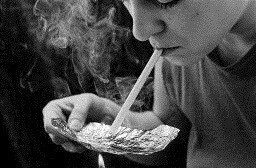 inhaling heroin how it effects the brain